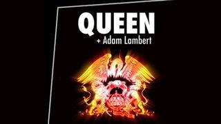 優先訂票:Queen + Adam Lambert On Tour門票
