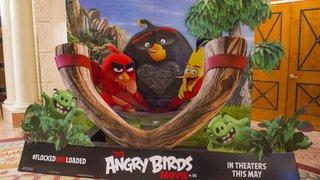 MegaBox消費換領《憤怒鳥大電影》3D電影換票証