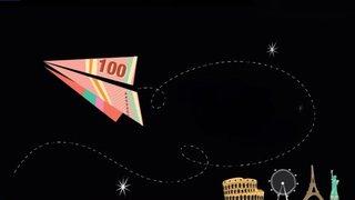 美國運通2016一百週年每週大抽獎 有機會赢取100,000「亞洲萬里通」里數
