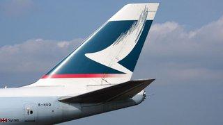 於國泰航空手機程式以Apple Pay訂購指定航班 即享額外禮遇