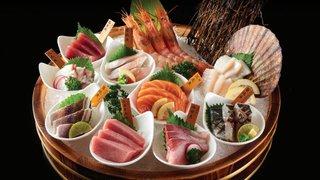 千両指定刺身拼盤或日本清酒拼盤高達65折優惠
