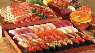 千両壽司刺身盛高達85折優先訂購