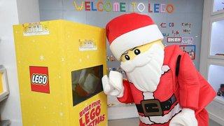 朗豪坊 x LEGO白色聖誕精靈咖啡廳Box Set換領及換購活動