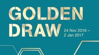 K11 Golden Draw抽奬活動