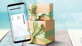 Samsung Pay夏日迎新消費賞