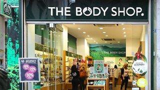The Body Shop精選貨品75折