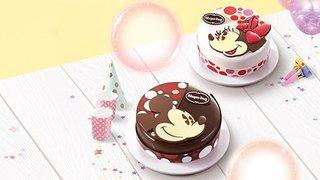 Haagen-Dazs迪士尼雪糕蛋糕9折