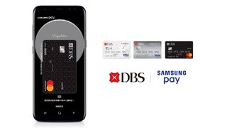 Samsung Pay一下手勢 付款更簡便