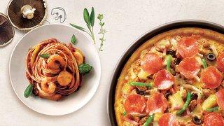 使用Masterpass於Pizza Hut網上訂購滿$360即減$90