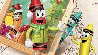 Citywalk x Crayola聖誕童畫