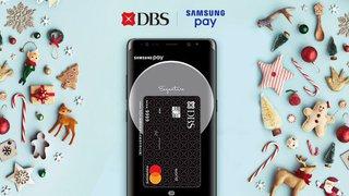 Samsung Pay冬日三重賞