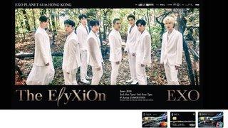 優先訂票 EXO PLANET #4 – The EℓyXiOn – in HONG KONG*