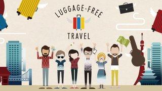 網上登記 LUGGAGE FREE TRAVEL 可享9折