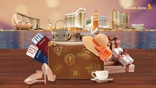 ICBC 金沙 時尚 萬事達卡 獨家 新加坡 航空 禮遇