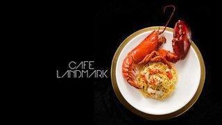 CAFE LANDMARK 晚市 套餐 8折