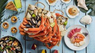 帝景酒店 鮮味之旅 環球海鮮 自助晚餐 折扣 優惠