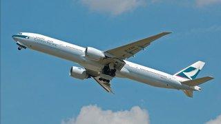 乘坐 國泰航空 每HK$6 賺6 「亞洲萬里通」 里數