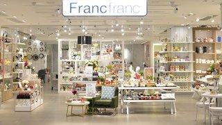 冬日盛禮 Francfranc 正價貨品 85折