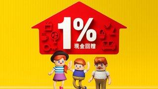 憑 建行(亞洲) 銀聯 信用卡 於 RentSmart 交租 可享 多重 優惠
