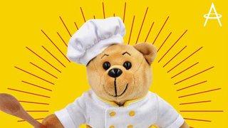 兌換 「亞洲萬里通」 廚師小熊