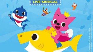 優先訂票 Original Cast From Korea Pinkfong BABY SHARK Live Musical