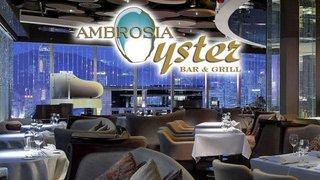 於 Ambrosia Oyster Bar & Grill 用餐 享HK$300 簽賬 回贈