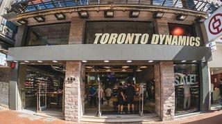 Toronto Sports 集團 購物 禮遇 推廣 計劃