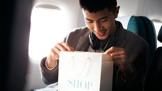 透過 Discover the SHOP 買 免稅品 可獲贈額外800里數 及 高達額外20% 里數