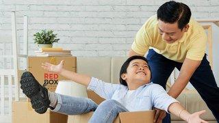 紅盒 迷你倉 簽訂 新合約 可享8折 免息分期 優惠