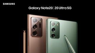 優先預訂 Galaxy Note20 5G 更可 免費獲贈 Galaxy Buds Live 無線降噪 耳機