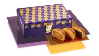 以 美國運通 優惠價 享 明月餅 拼盒