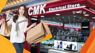 CMK 張毛記 勁賺高達HK$2500 現金回贈