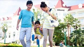 香港 迪士尼 樂園 網上 預訂 酒店 享12個月 免息 分期