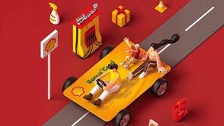 Shell 入油 可享高達HKD130 免費 汽油