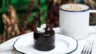 agnès b. CAFÉ 指定 餐廳 可享指定正價迷你 蛋糕 配 飲品 套餐 買一送一