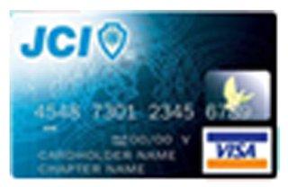 國際青年商會香港總會VISA普通卡