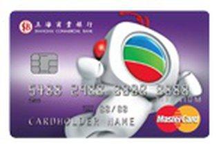 TVB Titanium MasterCard卡