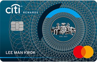Citi Rewards 萬事達卡