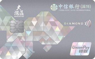 信銀國際大灣區雙幣信用卡